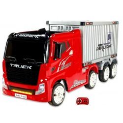 Kamión Truck Champion s návesom a kontejnerom
