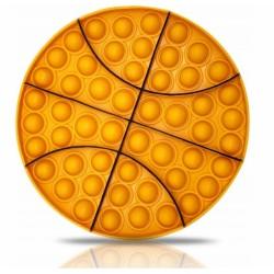 Práskajúce bubliny, silikonová antistresová hra Basketbal