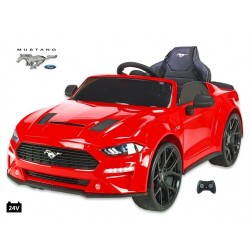 Ford Mustang GT s 2.4G, 24V, lakované